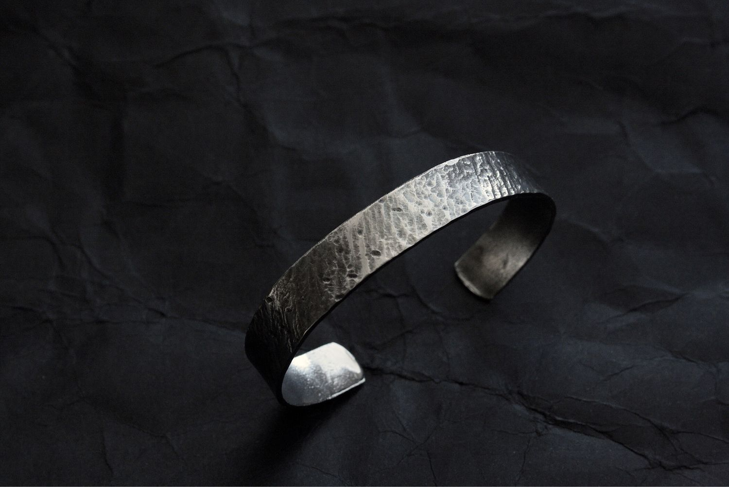 Forged steel medical bracelet, Bead bracelet, Volgograd,  Фото №1