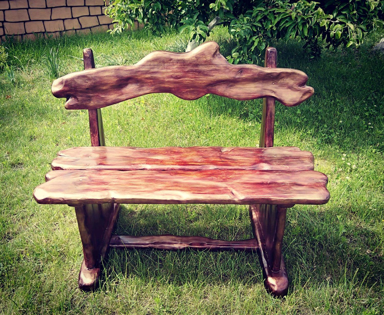 картинка скамейка из дерева нашем случае