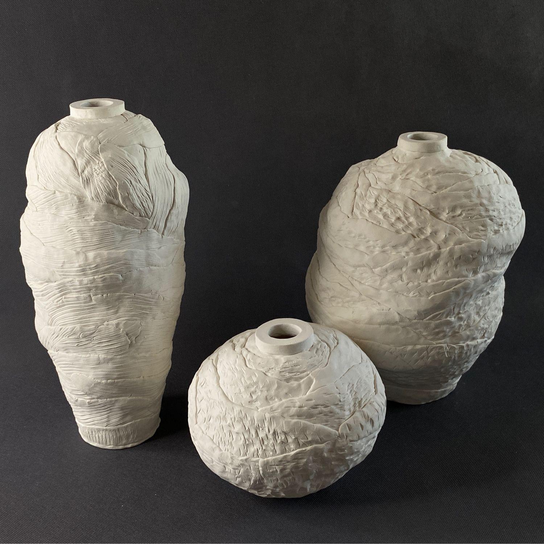 интерьерные вазы «пеленание», Вазы, Санкт-Петербург,  Фото №1