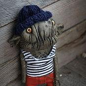 Dolls handmade. Livemaster - original item Alar sailor. Handmade.