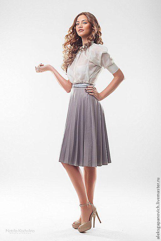 длинный юбки чем одеть на ногу