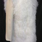 Одежда ручной работы. Ярмарка Мастеров - ручная работа Шубка из ламы. Handmade.