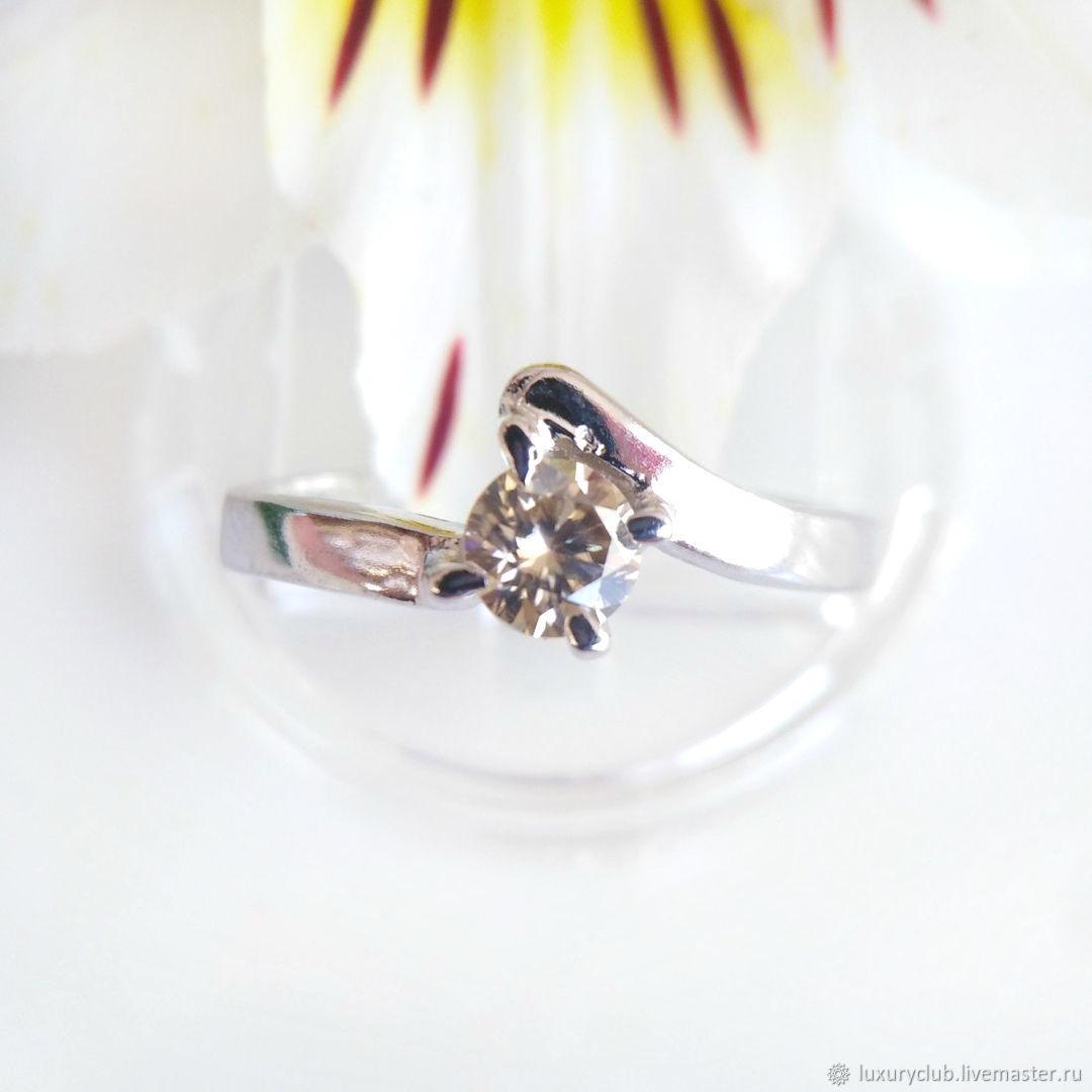 16P diamond Ring 'Morning dew' buy, Rings, Tolyatti,  Фото №1