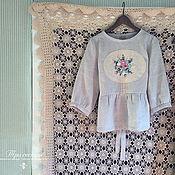 """Одежда ручной работы. Ярмарка Мастеров - ручная работа Блуза """"Три сестры"""" мятного цвета. Handmade."""