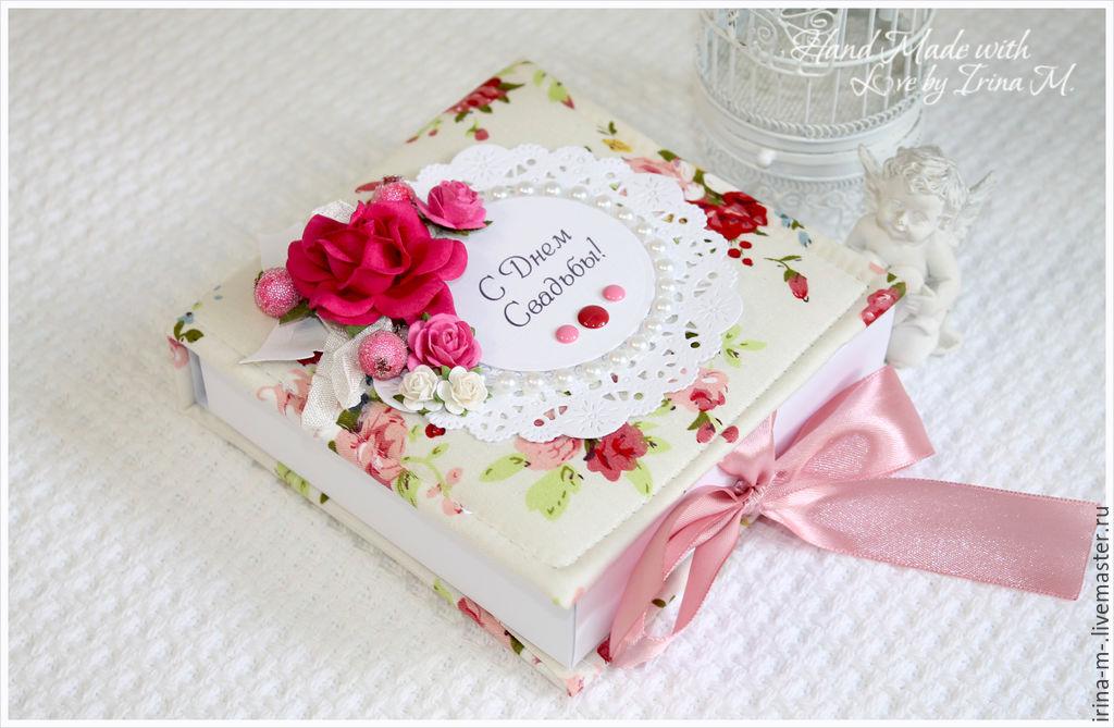 Коробка для подарков молодоженов 29