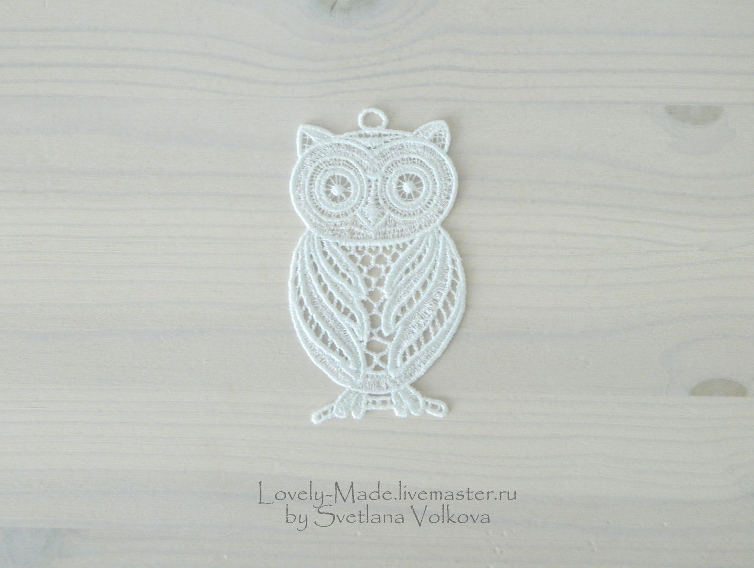 Owls handmade. Souvenirs, small gifts for holiday and just to set the mood and attract wise thoughts. Owls have a Lacy texture, with perfectly hold its shape.
