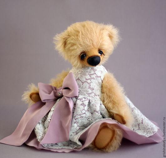 Мишка Тедди Роуз. Авторский коллекционный мишка Тедди.
