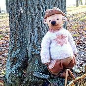 Куклы и игрушки handmade. Livemaster - original item Teddy Bear.. Handmade.