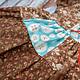 Одежда для девочек, ручной работы. Заказать Платье кантри коричневое лоскутное розы горошки хлопок 3 4 г. Camilla Reynolds. Ярмарка Мастеров.