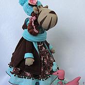 Куклы и игрушки ручной работы. Ярмарка Мастеров - ручная работа Тигра. Handmade.