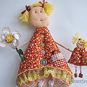 Куклы и игрушки ручной работы. Ярмарка Мастеров - ручная работа Привет, меня зовут Вероника). Handmade.