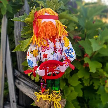 Куклы и игрушки ручной работы. Ярмарка Мастеров - ручная работа Куклы обереги. Авторские куклы.. Handmade.
