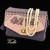 handmade. Livemaster - original item Handbag with bells. Handmade.