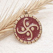 Фен-шуй и эзотерика handmade. Livemaster - original item Rozhanitsa,Slavic charms charms enamel. Handmade.