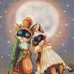 Добрый кот (Dobruy-kot) - Ярмарка Мастеров - ручная работа, handmade