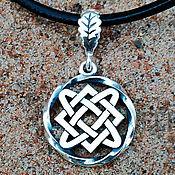 Украшения handmade. Livemaster - original item Amulet Star Frets. Women`s 925 sterling Silver art.One million eleven thousand three hundred one. Handmade.