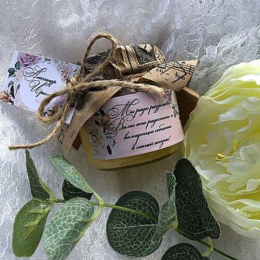 Свадебный салон ручной работы. Ярмарка Мастеров - ручная работа Бонбоньерка, подарок гостям. Handmade.
