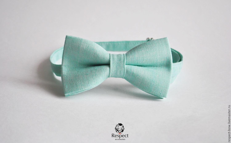 Tie sweet mint/ mint tie necktie, wedding aquamarine, Ties, Moscow,  Фото №1