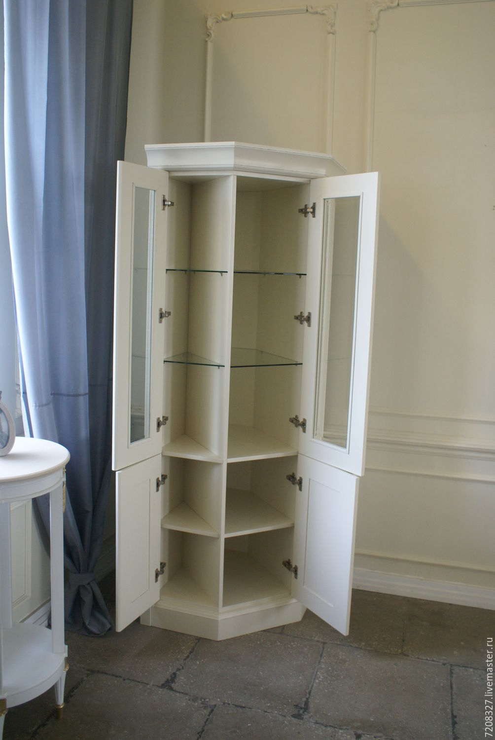 Wardrobe corner shop online on livemaster with shipping for Interior design 06877