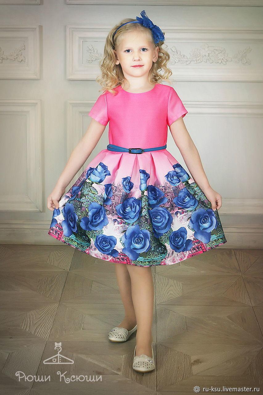 7f5161871d69 Одежда для девочек, ручной работы. Ярмарка Мастеров - ручная работа. Купить Красивые  детские ...