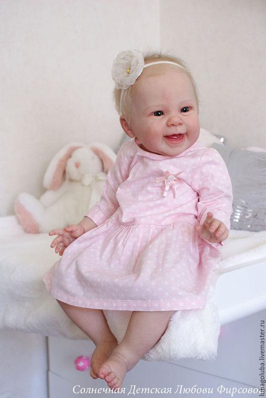 Куклы-младенцы и reborn ручной работы. Ярмарка Мастеров - ручная работа. Купить Кукла реборн Майзи. Handmade. Реборн