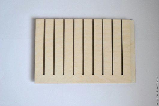 Другие виды рукоделия ручной работы. Ярмарка Мастеров - ручная работа. Купить Шаблон для создания складочек 1,5см. Handmade.