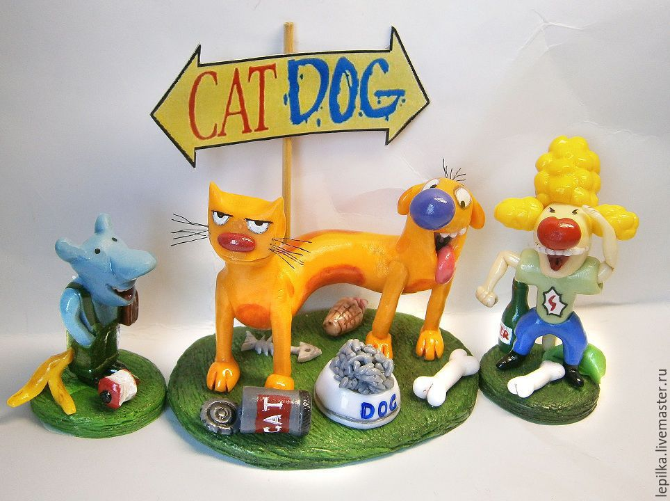 Catdog Winslow Toy