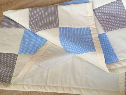 Детская ручной работы. Ярмарка Мастеров - ручная работа. Купить Лоскутное одеяло. Handmade. Пэчворк, подарок на день рождения, деткам