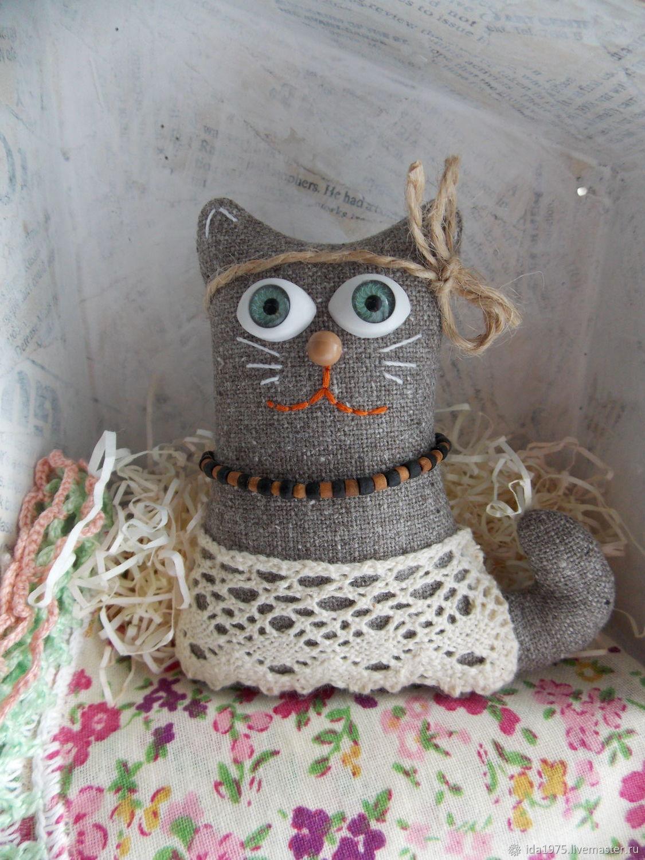 БоХастая котиха)), Миниатюрные игрушки, Тихорецк, Фото №1