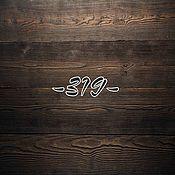 Дизайн и реклама ручной работы. Ярмарка Мастеров - ручная работа Фотофон деревянный темный. Handmade.
