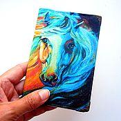 Канцелярские товары handmade. Livemaster - original item Passport cover. cover for documents. A Series Of