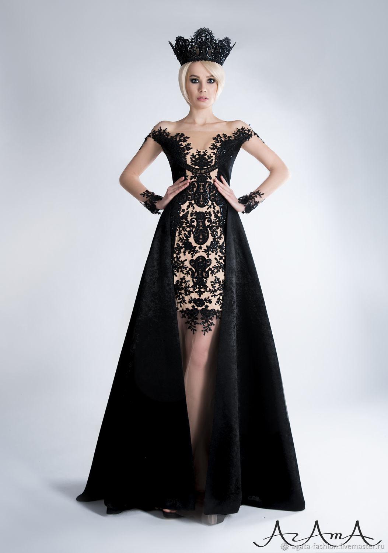 "Вечернее платье от бренда ""АгАтА"", Платья, Сочи, Фото №1"