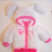 """Одежда ручной работы. Ярмарка Мастеров - ручная работа Комбинезон """"Зайка"""" для девочки. Handmade."""