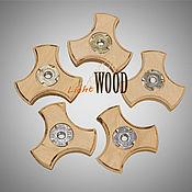 Инструменты для вышивки ручной работы. Ярмарка Мастеров - ручная работа Лепестковые гайки. Handmade.