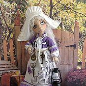 Куклы и игрушки ручной работы. Ярмарка Мастеров - ручная работа Золушка, текстильная кукла. Handmade.