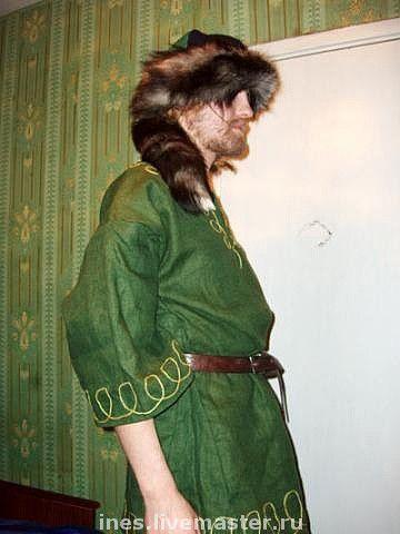 Костюм скандинавия женский