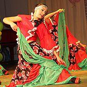 """Одежда ручной работы. Ярмарка Мастеров - ручная работа Танец """"Бессарабские цыгане"""". Handmade."""