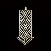 Украшения handmade. Livemaster - original item Slavic amulet for women