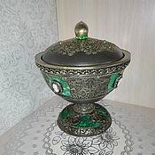 Посуда handmade. Livemaster - original item The candy bowl