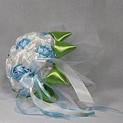 Свадебные букеты ручной работы. Ярмарка Мастеров - ручная работа Букеты дублеры для невесты на свадьбу. Handmade.