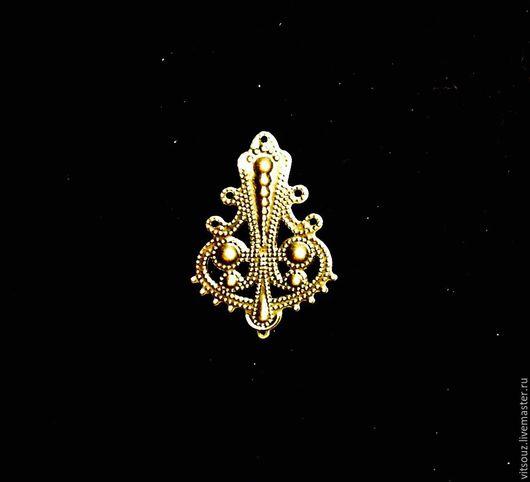 Арт. В45424 Декоративный элемент. Цвет античная бронза.