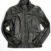 Мужская одежда handmade. Livemaster - original item Leather jacket mens. Handmade.