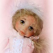 Куклы и игрушки ручной работы. Ярмарка Мастеров - ручная работа Кварцевая Бусинка. Handmade.