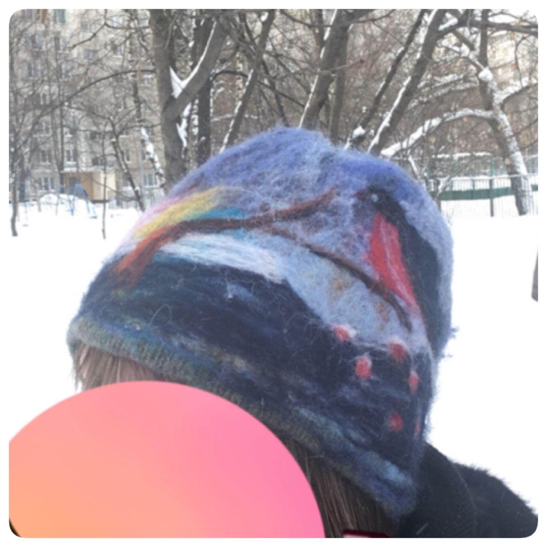 Женская шапка, Шапки, Москва, Фото №1