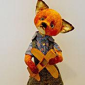 Куклы и игрушки ручной работы. Ярмарка Мастеров - ручная работа С мечтой о небе. Handmade.