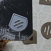 Материалы для творчества ручной работы. Ярмарка Мастеров - ручная работа Нож для вырубки Фотоуголок Ретро, 2,2см, Scrapfriend. Handmade.