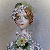 Куклы и игрушки ручной работы. Ярмарка Мастеров - ручная работа Кукла Настурция. Handmade.