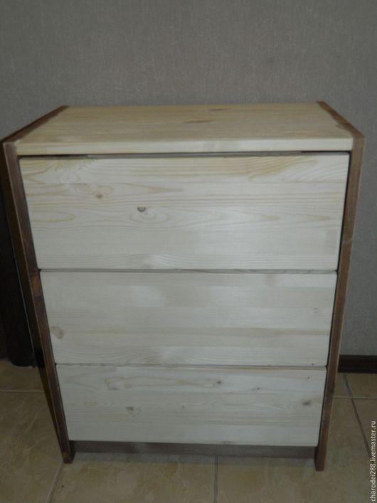 Мебель ручной работы. Ярмарка Мастеров - ручная работа. Купить комод без отделки. Handmade. Белый, комод, комод заготовка