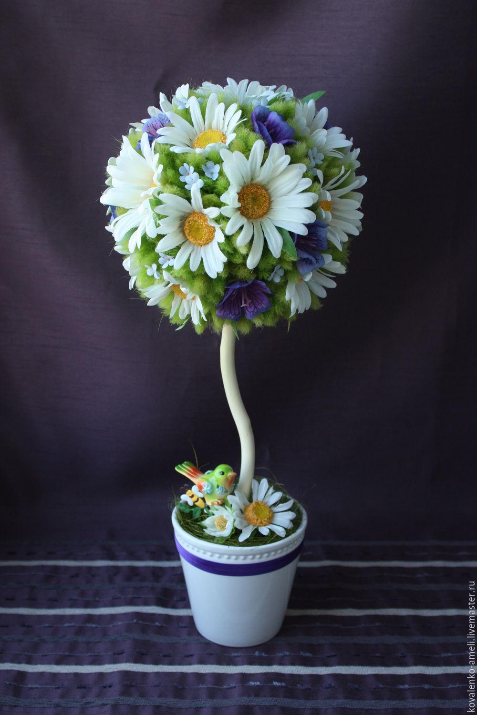 всех цветочный топиарий фото отзывам опытных цветоводов