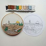Материалы для творчества handmade. Livemaster - original item The scheme for embroidery stitch